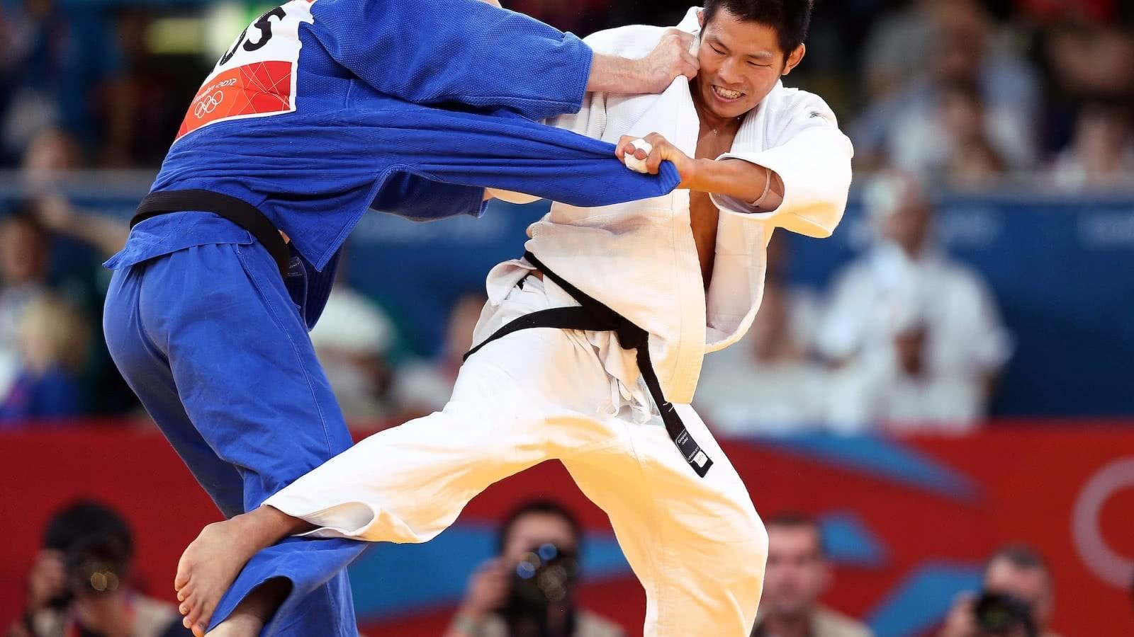 Site vitrine & blog - Judo Club Sarrebourg - Thomas KIRSCH
